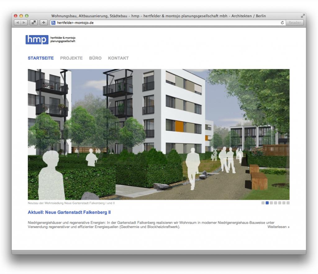Architekturbüros In Berlin webdesign für architekten und architekturbüros ericsturm de berlin