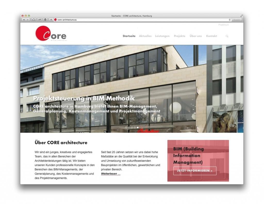 CORE architecture, Hamburg: Spezialisten für Building Information Modeling (BIM)