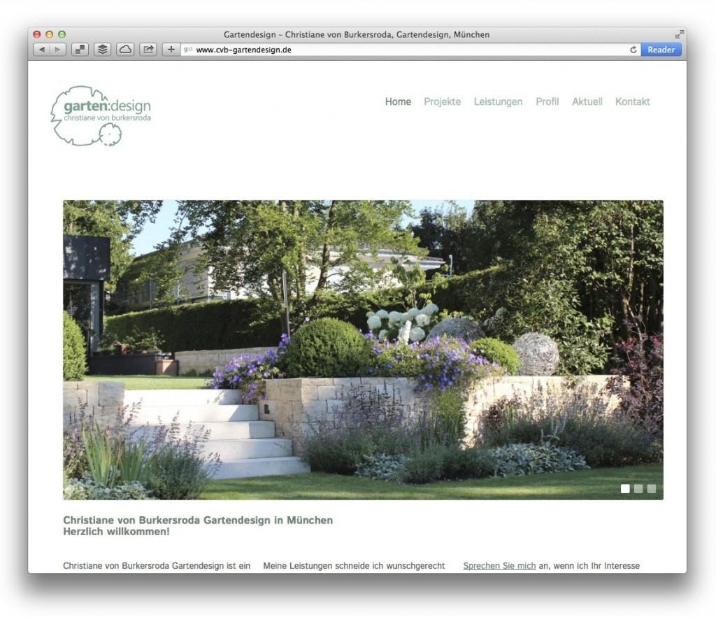 Gartendesign Christiane von Burkersroda (Startseite)