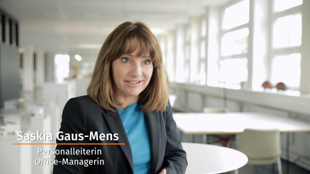 Saskia Gaus von Gaus & Knödler Architekten, Göppingen (Foto: Fred Wagner, WWS Film BERLIN)