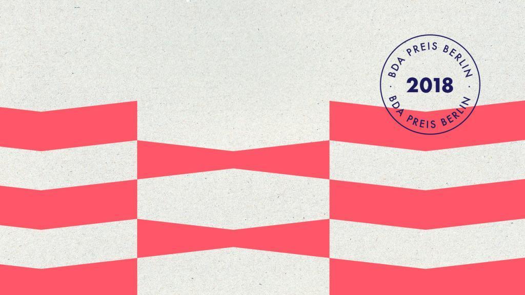 Das Logo des BDA PREIS BERLIN 2018