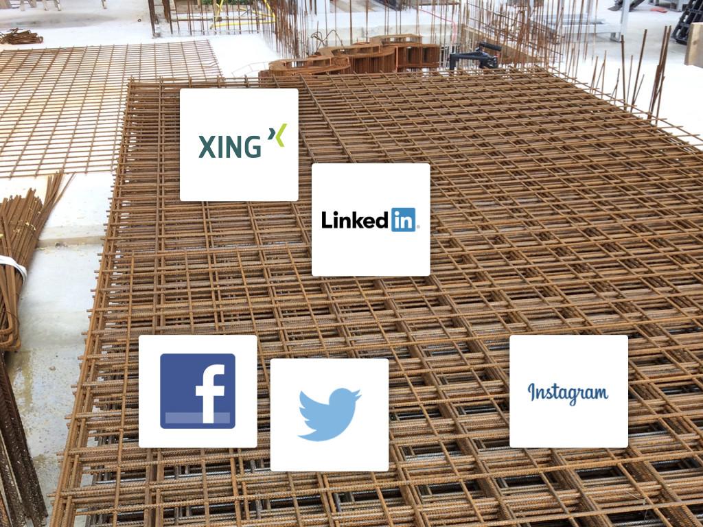 Social Media und Personalgewinnung via Internet: Neue Seminare für Bauunternehmen an der Bayerischen Bauakademie