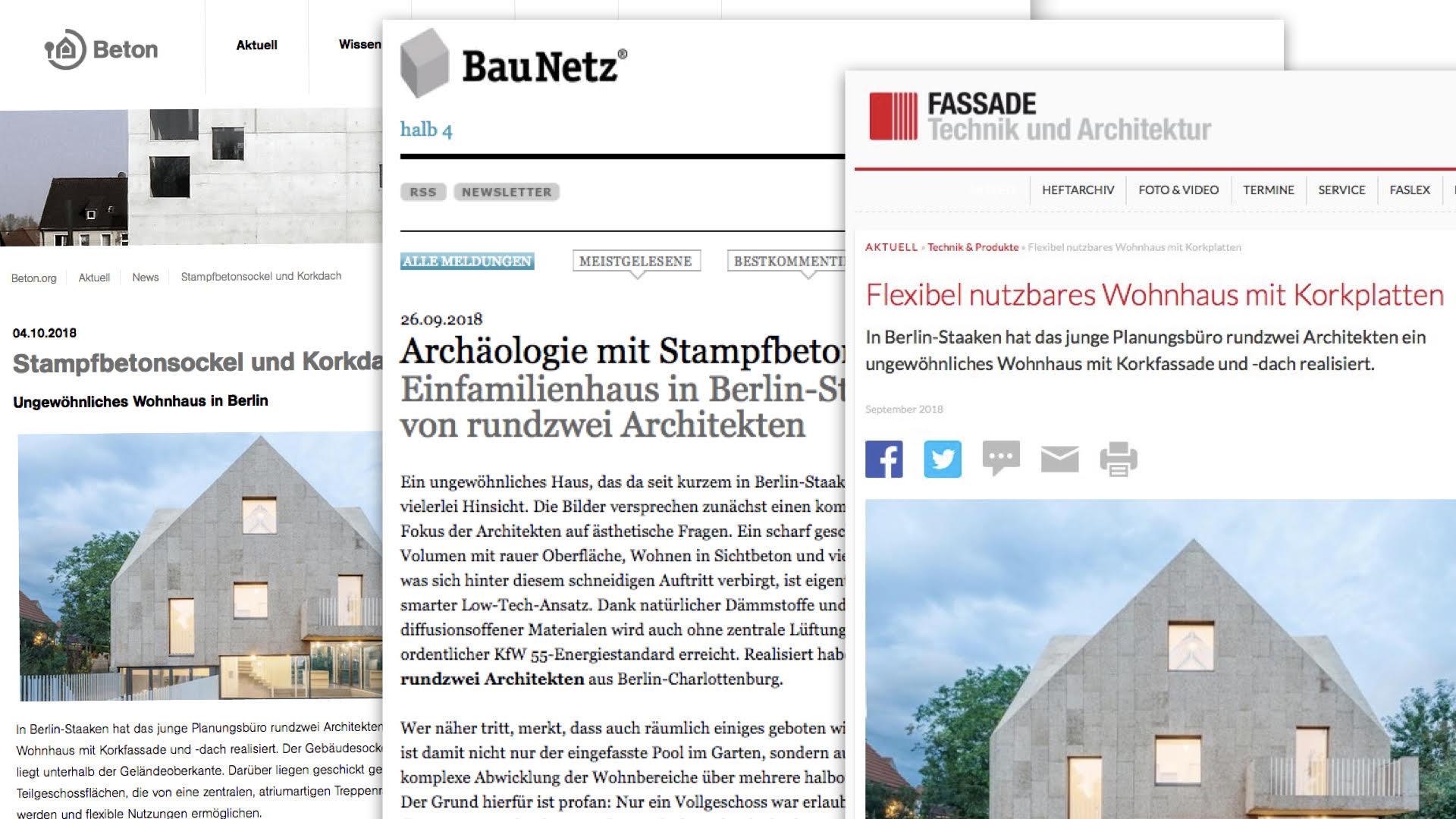 Die Fachpresse Mag Das Korkenzieherhaus Pressearbeit Fur Berliner